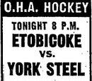 MetJHL Standings 1966-67