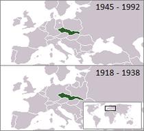 LocationCzechoslovakia