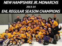 Ehl regular season champ 2014