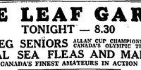 1931-32 OHA Senior Season