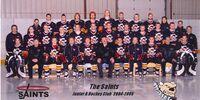 2004-05 Winnipeg Saints season