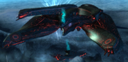 IDR battle heroes another giant alien aircraft