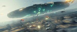 Battle in Area 51