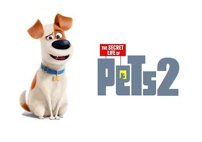 Celebrity pets 2019 movie