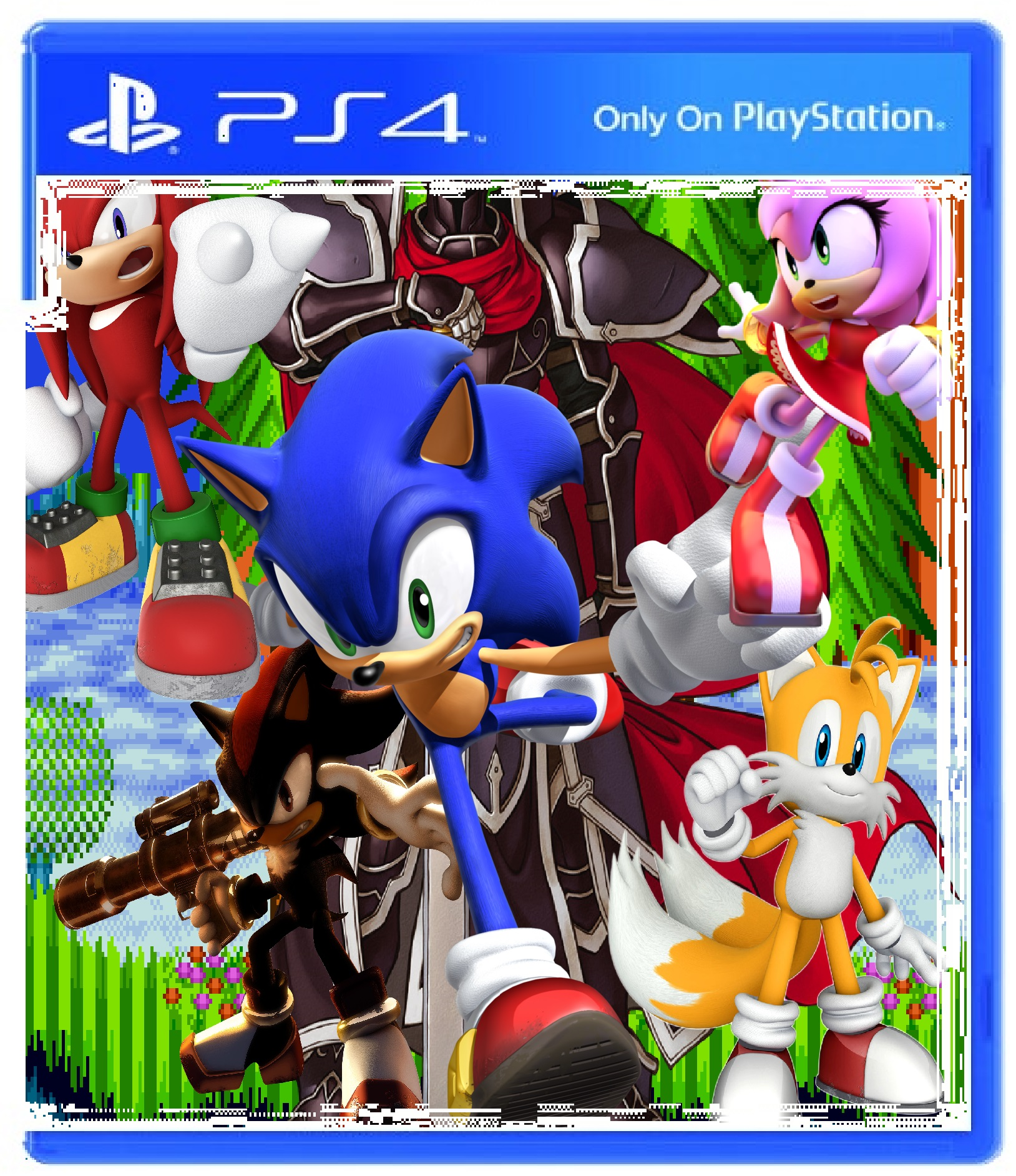 New Sonic Game For Ps4 : Image super sonic hd collection on ps eg idea wiki