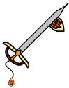 My keyblade fireside pride by blazikenpwnsyou-d309ozr