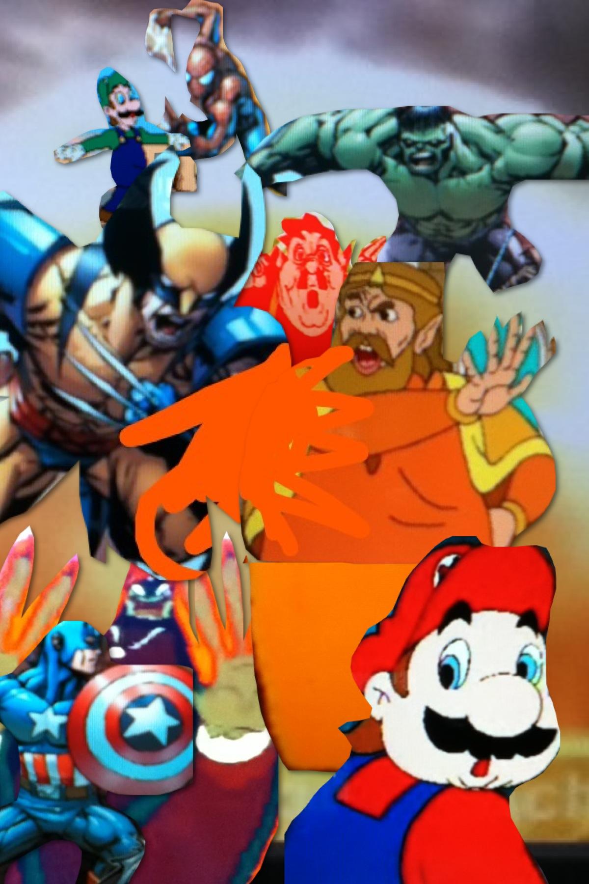 Marvel vs Youtube Poop   Idea Wiki   Fandom powered by Wikia