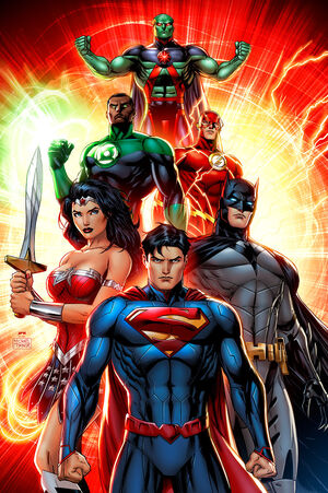 Justice League World's Greatest Heroes