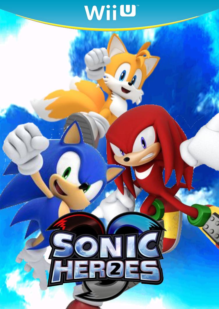 Sonic Heroes 2 Idea Wiki Fandom Powered By Wikia