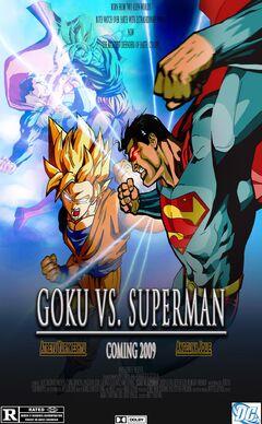Superman vs Goku   Idea Wiki   Fandom powered by Wikia Goku Vs Superman Science