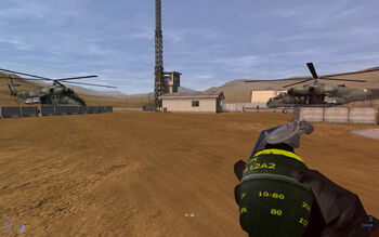 11. The Airfield 2