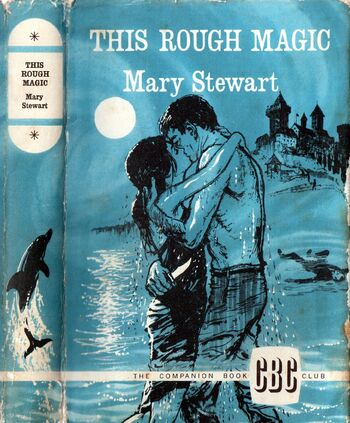 1964 Mary Stewart, This Rough Magic