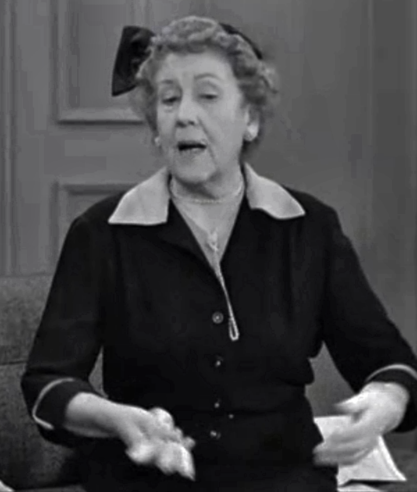 Mrs Mcgillicuddy I Love Lucy Wiki Fandom Powered By Wikia