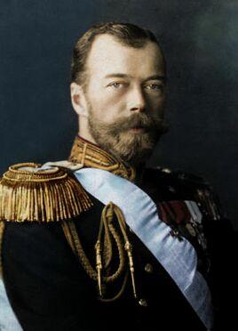 nicholas king of russia