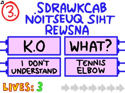 impossible quiz 3