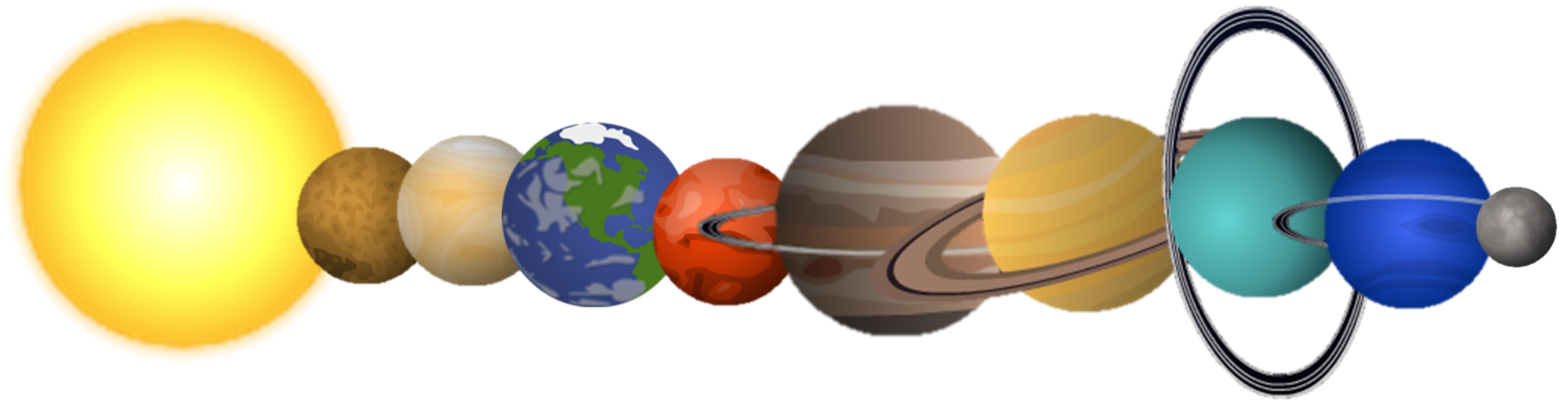Image - Solar System.png | Inanimate Objects Wikia ...