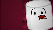 Very surprised marshmallow