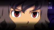 Shindou asking himself Galaxy 38 HQ
