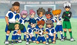 Shinsei Inazuma Japan Official Site