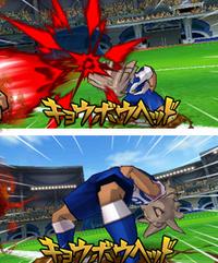 Kyoubou Head game
