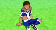 Kusaka as he was called weak