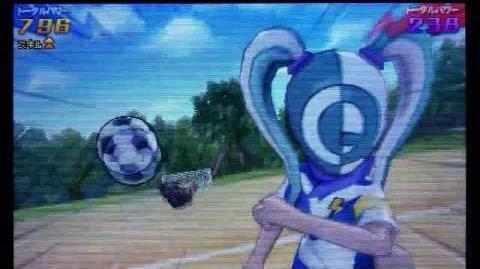 Inazuma Eleven GO 3 Galaxy Kangaroo Kick