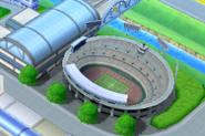 Football Frontier Stadium Wii