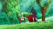 Ryugel and Gandales removing the rope EP 32