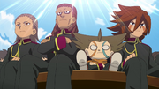 Teikoku watch match