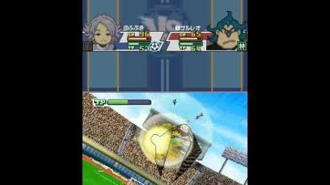 Inazuma eleven 3 spark Eagle buster v3