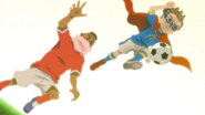 Kidou stealing the ball IE 84 HQ