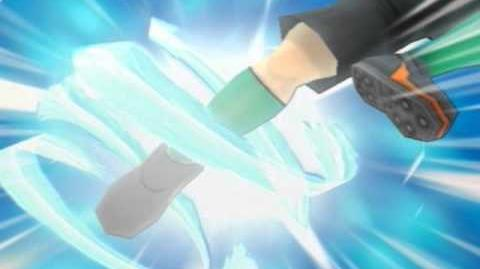 Inazuma Eleven Strikers 2012 Xtreme Hissatsus Fire Blizzard