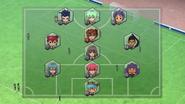 Raimon's formation CS 6 HQ