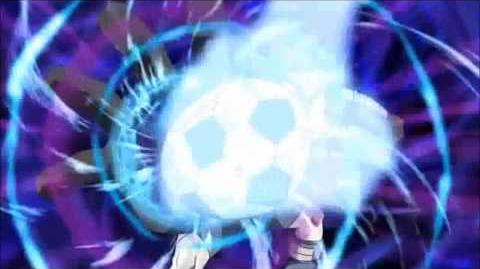 Inazuma Eleven - Black Hole