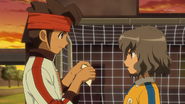 Shindou And Endou GO 8 HQ