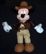 Mickey-plush