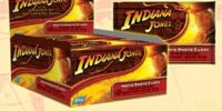 Indiana Jones Movie Photo Cards