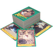 Raider of the Lost Ark cards 88 set