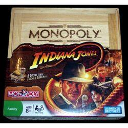 Indiana Jones Monopoly