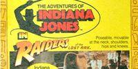 Indiana Jones toys