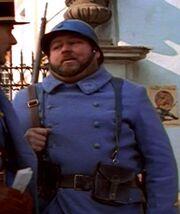 French sergeant verdun