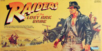 Raiders of the Lost Ark Game
