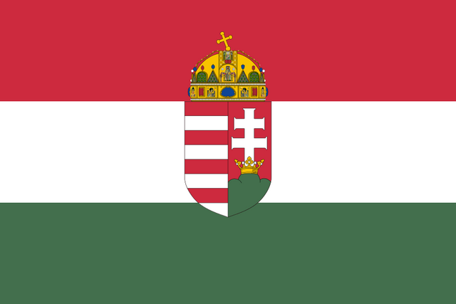 File:Flag of Hungary (1915-1918, 1919-1946; 3-2 aspect ratio) svg.png