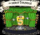 The Debut 5 Bundle