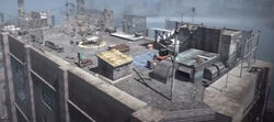 Zeke's roof
