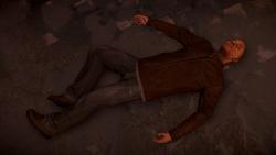 Raymond Wolfe corpse