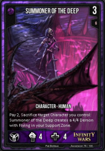 Summoner of the Deep
