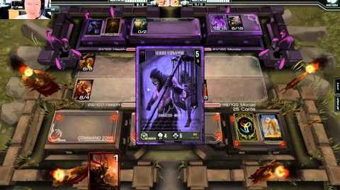 Online Gameplay - Infinity Wars