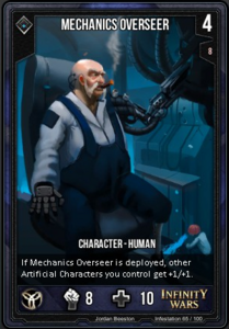 Mechanics Overseer