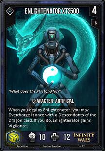 Enlightenator XT2500